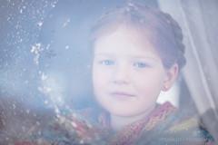 """""""My golden heart"""" (SteinaMatt) Tags: winter portrait snow window girl matt photography steinunn ljsmyndun steina matthasdttir dagbjrtmara steinamatt"""
