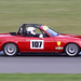 Mazda MX-5 - Sam Bailey / The SL Shop - BRSCC Mazda MX-5 Championship - Donington Park 2015