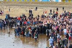 IMG_5622 (Graham  Sodhachin) Tags: swim dip broadstairs vikingbay 2016 vikingbaynewyearsdayswim