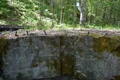 DSC_0687 (porkkalanparenteesi) Tags: porkkalanparenteesi hyltty bunkkeri abandoned soviet bunker kirkkonummi