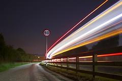 Speeding (jamietaylor2127) Tags: travel transportation trails light bus longexposure sigma mft