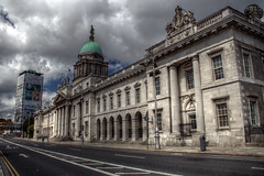 The Custom House (pbr42) Tags: europe ireland dublin architecture building government outdoor hdr sky cloud customhouse