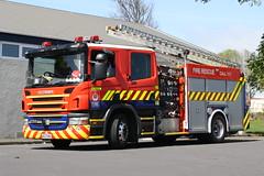 GCC 542 (ambodavenz) Tags: howickfirebrigade southauckland newzealandfireservice newzealand truck fireengine fireappliance fraserfirerescue scania p310 fire auckland