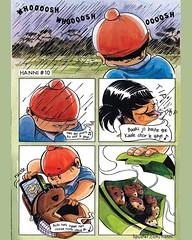 #comic #childhood #innocence #firstlove #crush #school #india #minicomic #zine #indiecomics #Hanni #art #illustration #cover #stories #kids #watercolor #love #webcomic #rains #tiffin #box #muffins (lipuster) Tags: childhood life kids india innocence stories art illustration sketch drawing