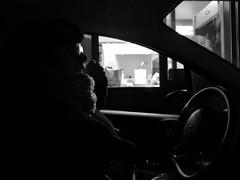 Food Drive (paradowski.gaetan) Tags: p9plus noiretblanc blackandwhite nuit