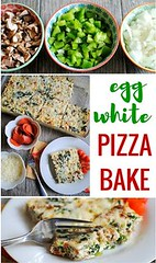 Egg White Pizza Bake (alaridesign) Tags: egg white pizza bake