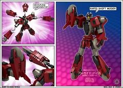 00 22 DeXell Saga III (messerneogeo) Tags: messerneogeo robot mech mecha dexell saga iii lego