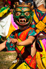 Jampey Lhakhang Drup (whitworth images) Tags: dancing buddhist himalaya person himalayas carved bhutan culture bumthang man buddhism travel custom jampeylhakhang men grass festival entertainer color mask colorful wooden colourful symbolism symbolic cultural symbol performance colour religion religious entertainment people grotesque costume event monastery jakar asia outdoors dance jampeylhakhangdrup yellow celebration traditional