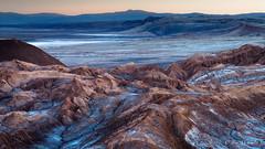 Valle de la luna 2 (josemcalvol) Tags: valledelaluna atacamadesert desert evening light salar atacama