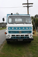 GQ 3434 (ambodavenz) Tags: leyland boxer classic truck timaru south canterbury island tour new zealand