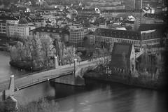 Frankfurt von oben-bw_20161128_4508.jpg (Barbara Walzer) Tags: 281116 stadtbildfrankfurt main brücke frankfurt