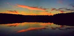 2016_1128After-Sunset-Pano0003 (maineman152 (Lou)) Tags: panorama westpond pond lake water sunset aftersunset afterglow sky skycolor skycolors skyview skyscape skyscene skydrama sunsetsky nature naturephoto naturephotography landscape landscapephoto landscapephotography novembersky novembersunset november maine