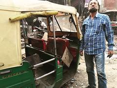 Pride & Prejudice (Mayank Austen Soofi) Tags: delhi walla auto rickshaw pride prejudice driver jane austen