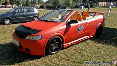 OPEL ASTRA CABRIOLET (gti-tuning-43) Tags: opel astra cabriolet convertible tuning tuned modified modded meeting show expo event langres 2016 cars auto automobile voiture