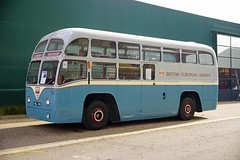 MLL740 (SIMON A W BEESTON) Tags: brooklands 1095 bea britisheuropeanairways parkroyal aec regal mll740