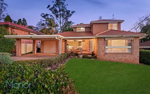 55 Quintana Ave, Baulkham Hills NSW 2153