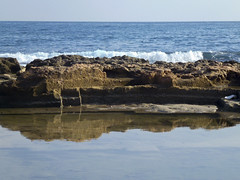 Playa de Xabea de tosca . Explorer (Nati Almao1) Tags: viajeaxabea