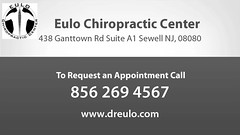 Welcome to Eulo Chiropractic Center (eulochiropracticcenter) Tags: chiropractic chiropractor adjustment spine back hurt pain auto massage physical therapy acupuncture orthotics nutrition doctor sports injury holistic counseling