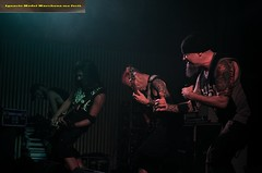 DEF CON DOS (fotografiando_bn) Tags: def con dos aldeanueva de ebro concierto msica metal rap csar strawberry pen kurtz alberto marn j al ndalus