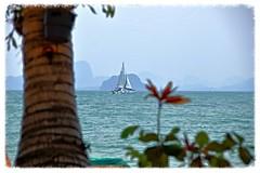 Koh Yao Noi, Thailand (Maria Kotsonia) Tags: asia thailand sail boat kohyaonoi exotic holidays water sea relaxing islands tropical nikon d3300
