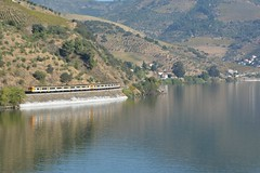 IR 863 - Covelinhas (valeriodossantos) Tags: comboio cp train passageiros utd5922 superman automotoratripladiesel automotoradiesel unidademúltipla dupla interregional cpregional riodouro covelinhas pesodarégua linhadodouro caminhosdeferro portugal