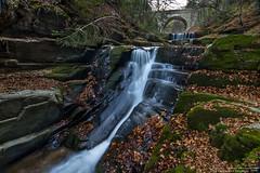 Sitovo Lilkovo waterfall (bogomil petrov) Tags: canon1dmarkiii tokina1224 waterfall sitovowhaterfall lilkovowaterfall sitovo lilkovo water waterscape brigdewaterfall