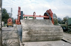 img993 (foundin_a_attic) Tags: aec 1975 trackway 0869 4661 eve construction nud 881 p mercury industrial machinery