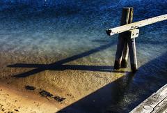 Shore Geometry (PAJ880) Tags: provincetown ma harbor macmillan wharf lower cape cod beach shore pier
