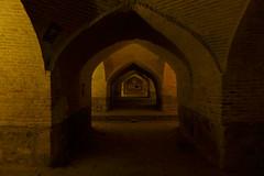 iran_002 (muddycyclist) Tags: panasonic lumix lx7 iran isfahan esfahan bridge night