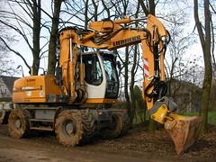 Liebherr 314 (Vehicle Tim) Tags: liebherr radbagger baumaschine bau bagger construction machinery