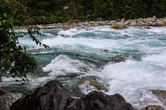 Upstream Downstream (Alison Claire~) Tags: volcnosorno petrohu chile southamerica saltosdepetrohu puertovaras outdoor outdoors south america nature natural wild wilderness water waterscape lake river waves wave rapid canon canoneos canoneos600d eos eos600d 600d rebel rebelt3i rebelt31 day digital hiking hike trek trekking