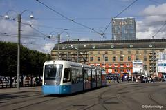 Gteborg 411 Centralstationen, 17.06.2011 (Tramfan2011) Tags: gteborg schweden gothenburg tram sverige tramway strasenbahn
