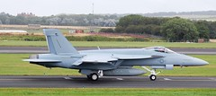 168927 F18 US NAVY BLACKLIONS (douglasbuick) Tags: scotland us nikon flickr aircraft aviation military navy super hornet f18 d40 168927