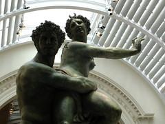The Abduction (failing_angel) Tags: london museum va pluto kensington proserpina victoriaalbertmuseum kensingtonchelsea plutoandproserpina 181214 vincenzoderossi 1stviscountastor