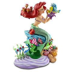 Ariel Figure -- 13'' H (sh0pi) Tags: ariel little disney figure mermaid 13 figur disneystore arielle kleine meerjungfrau
