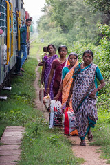 Returning Home (Shashanka Nanda) Tags: people india trains narrowgauge nagpur indianrailways satpura