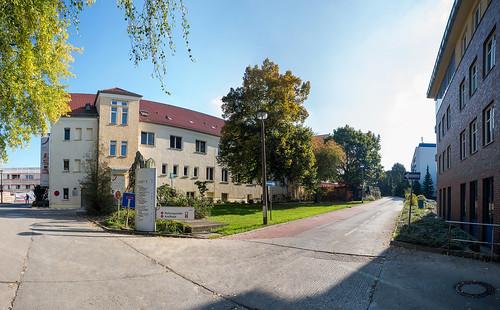 Vivantes Klinikum Hellersdorf Foto: Ole Bader