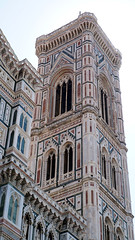 Giotto's Bell Tower, Florence, Italy (p.shuttleworth1) Tags: italy tower church florence worship cathedral bell peter tuscany duomo shuttleworth giottos