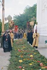 046. Consecration of the Dormition Cathedral. September 8, 2000 / Освящение Успенского собора. 8 сентября 2000 г