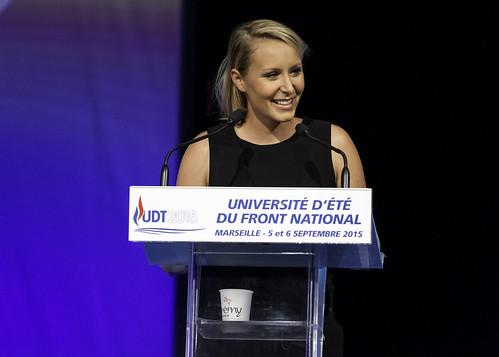 Université d'été du FN 2015
