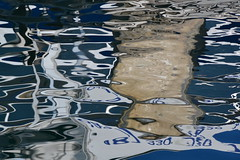 Cantique marin, tableau imaginaire (tableaux.imaginaires) Tags: sea mer abstract reflection art water eau marin reflet tableau astratto abstrait spiegelungen imaginaire reflessi cantique