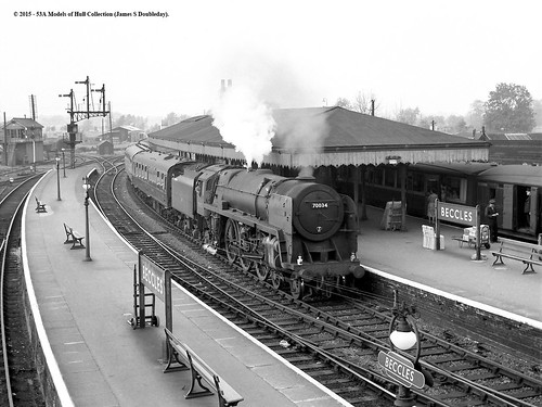 c.1958 - Beccles, Suffolk.