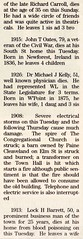 2015-08-14 - MICKEY DANYLUK - THIS WEEK IN WINDSOR LOCKS HISTORY - 02 (JERRY DOUGHERTY'S CONNECTICUT) Tags: connecticut ct kelly carroll 1915 barrett oates 1913 1908 1926 civilwarveteran windsorlocks congregationalchurch cleaveland windsorlockslibraryhistorygroup mickeydanyluk windsorlocksjournal wllhg