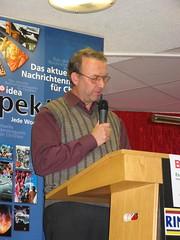 Thomas Schneider - Bibellesungen im RingCenter Schwarzenberg