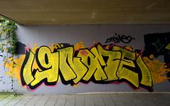 graffiti amsterdam (wojofoto) Tags: gnome graffiti amsterdam wojofoto wolfgangjosten nederland netherland holland
