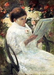 cassatt_woman_reading_garden_1880 (Art Gallery ErgsArt) Tags: museum painting studio poster artwork gallery artgallery fineart paintings galleries virtual artists artmuseum oilpaintings pictureoftheday masterpiece artworks arthistory artexhibition oiloncanvas famousart canvaspainting galleryofart famousartists artmovement virtualgallery paintingsanddrawings bestoftheday artworkspaintings popularpainters paintingsofpaintings aboutpaintings famouspaintingartists