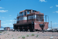 7606D-05 (Geelong & South Western Rail Heritage Society) Tags: australia aus southaustralia portaugusta ncclass