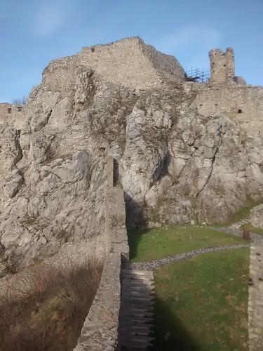 devin hrad, devin castle