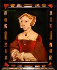 Holbein (?), Jane Seymour
