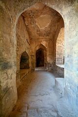 India - Telangana - Hyderabad - Golconda Fort - Nakkar Khana - 47 (asienman) Tags: india hyderabad golcondafort telangana asienmanphotography thegreatqutbshahmosque